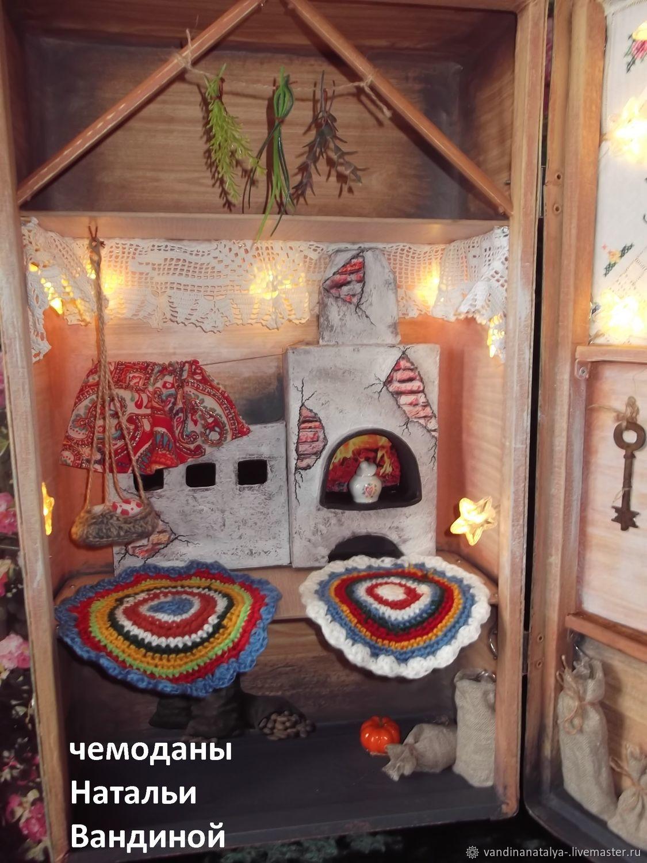 Чемодан - Теремок, Сумки и аксессуары, Балаково, Фото №1