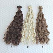 Волосы для кукол.