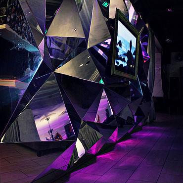 Для дома и интерьера ручной работы. Ярмарка Мастеров - ручная работа Изготовление полигональной мебели. Handmade.