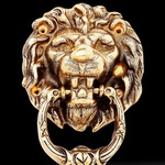 Бронзовый лев - Ярмарка Мастеров - ручная работа, handmade