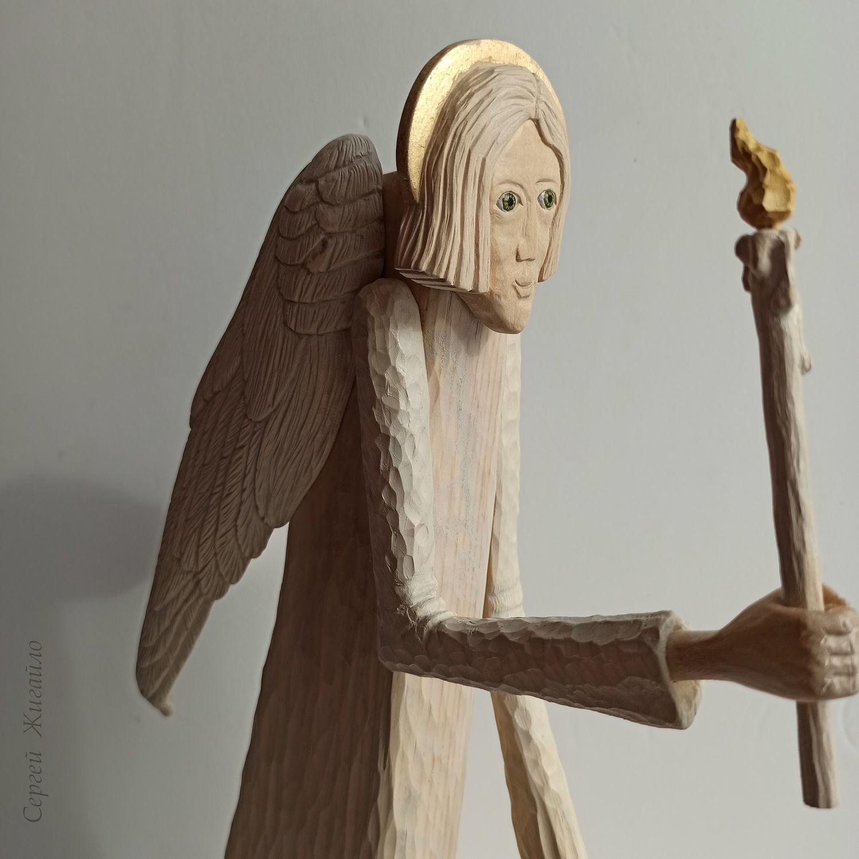 Два ангела, Скульптуры, Москва,  Фото №1