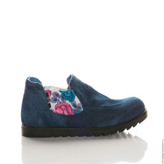 Обувь ручной работы. Ярмарка Мастеров - ручная работа. Купить Летняя обувь 7-290-р20 (СЧ). Handmade. casual