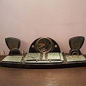 Комплекты аксессуаров для дома ручной работы. Ярмарка Мастеров - ручная работа Настольный прибор из натурального камня. Handmade.