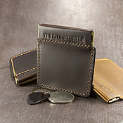 Сумки и аксессуары handmade. Livemaster - original item coin wallet. Handmade.