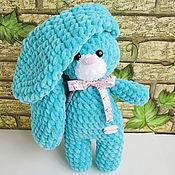 Куклы и игрушки ручной работы. Ярмарка Мастеров - ручная работа Плюшевый заяц. Handmade.