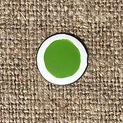 Материалы для творчества handmade. Livemaster - original item Overglaze paint FERRO Sunshine No. №111244 green Linden. Handmade.