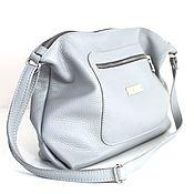 Сумки и аксессуары handmade. Livemaster - original item Bag with shoulder strap with internal and external pockets. Handmade.