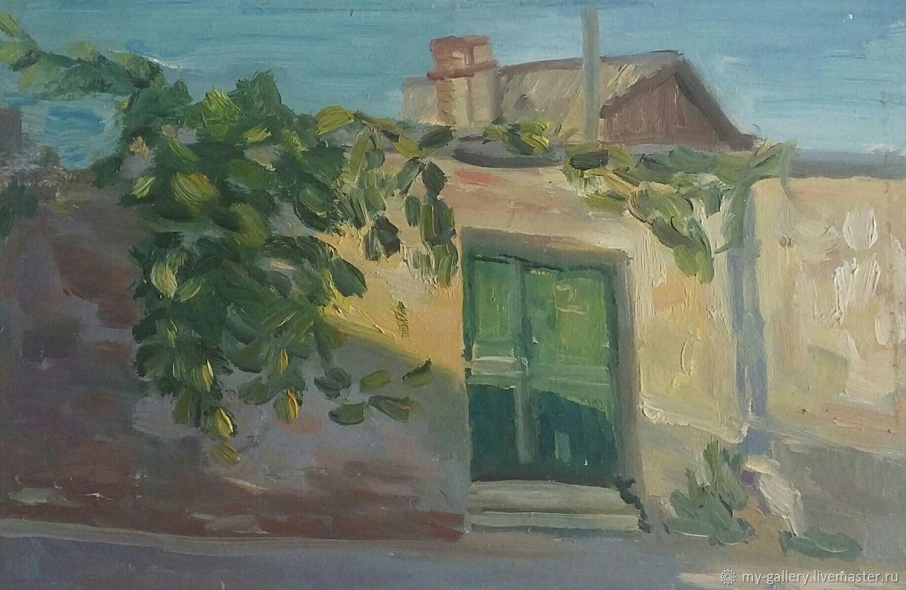 Дверь в сказку, Картины, Санкт-Петербург,  Фото №1