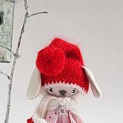 Куклы и игрушки ручной работы. Ярмарка Мастеров - ручная работа Маленькая собачка. Символ 2018 года.. Handmade.