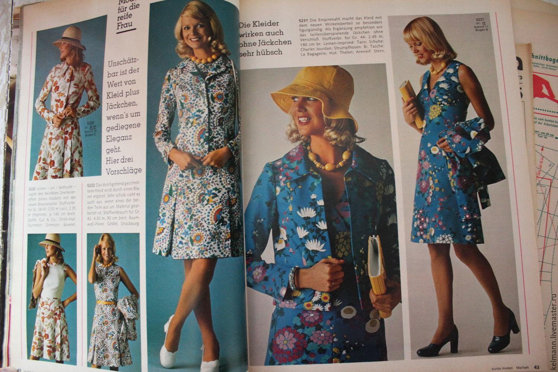 Журналы Burda на Burda. Мода для полных