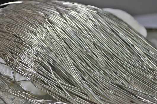 Вышивка ручной работы. Ярмарка Мастеров - ручная работа. Купить Канитель, Индия. Handmade. Канитель, канитель для вышивки, золотой