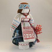 """Фен-шуй и эзотерика ручной работы. Ярмарка Мастеров - ручная работа Кукла-оберег """"Берегиня Дома"""". Handmade."""