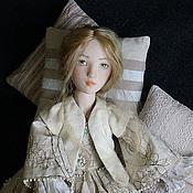 Куклы и игрушки ручной работы. Ярмарка Мастеров - ручная работа Aude - Оде фарфоровая кукла. Handmade.