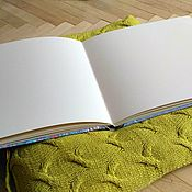 Скетчбуки ручной работы. Ярмарка Мастеров - ручная работа Скетчбук для акварели, альбом для акварели, блокнот. Handmade.
