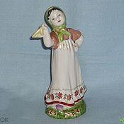 Винтаж handmade. Livemaster - original item THE DANCING GIRL WITH THE HANDKERCHIEF DANCER. LFZ. Handmade.