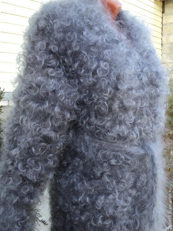 Пуховое пальто с капюшоном, Пальто, Урюпинск,  Фото №1