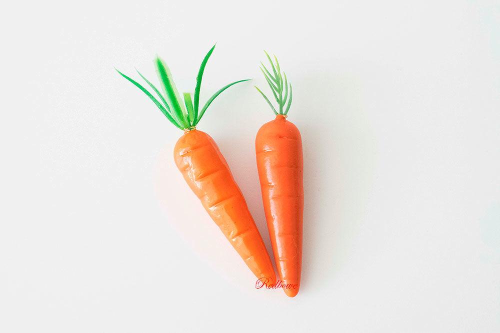 Картинка одной морковки