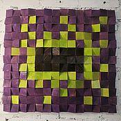 Панно ручной работы. Ярмарка Мастеров - ручная работа Панно 3D Listeria. Handmade.