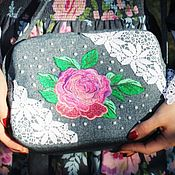 Сумки и аксессуары handmade. Livemaster - original item Bag in boho style