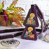 Русский стиль handmade. Livemaster - original item Copy of Copy of Lestovka Old Believers Orthodox rosary. Handmade.
