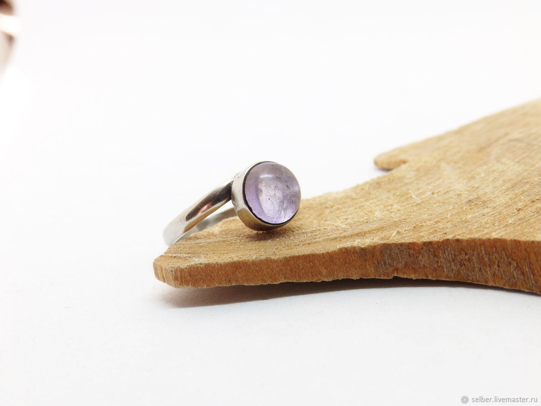 16.5 R. Lavender Amethyst ring (la165), Rings, Gatchina,  Фото №1