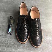 Обувь ручной работы handmade. Livemaster - original item Oxford`s