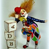 Куклы и игрушки ручной работы. Ярмарка Мастеров - ручная работа коллекционная кукла РИЧЧИ (ПРОДАН). Handmade.
