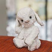 Куклы и игрушки ручной работы. Ярмарка Мастеров - ручная работа Заяц Брюно. Handmade.