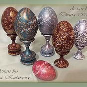 Сувениры и подарки ручной работы. Ярмарка Мастеров - ручная работа Яйцо пасхальное. Handmade.