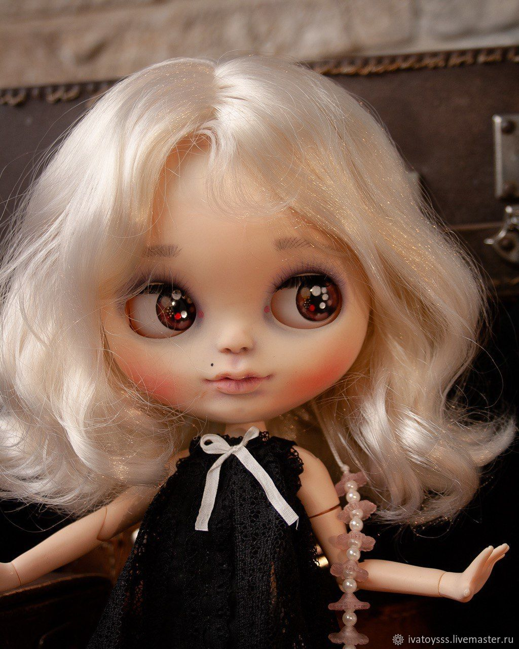 Куклы: Кастом блайз ТБЛ Gnomushka, Винтажные куклы и игрушки, Уфа, Фото №1