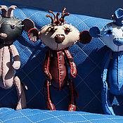 Куклы и игрушки ручной работы. Ярмарка Мастеров - ручная работа королевские мышки. Handmade.
