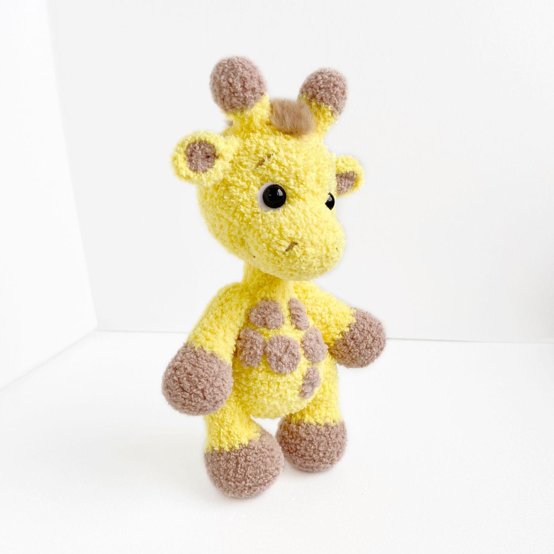 Игрушка жираф, Мягкие игрушки, Москва,  Фото №1