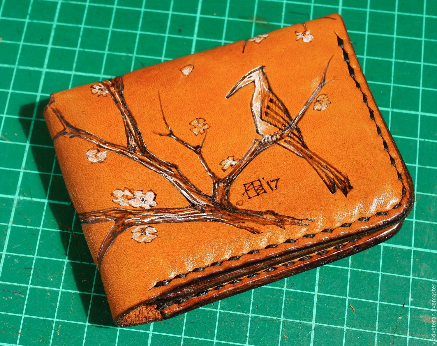 Sakura mini wallet, Wallets, Tolyatti,  Фото №1