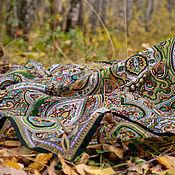 Аксессуары ручной работы. Ярмарка Мастеров - ручная работа Павловопосадские платки много видов. Handmade.