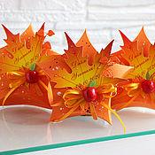 Сувениры и подарки handmade. Livemaster - original item Packing box: On Teacher`s Day!. Handmade.
