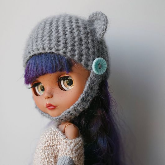 Коллекционные куклы ручной работы. Ярмарка Мастеров - ручная работа. Купить Кукла Blythe Gabrielle. Handmade. Кастомайзинг, блайз, пастель