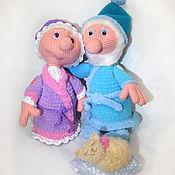 Куклы и игрушки ручной работы. Ярмарка Мастеров - ручная работа Куклы Сон и Дрёма. Handmade.