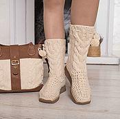 Обувь ручной работы handmade. Livemaster - original item Demi-season boots