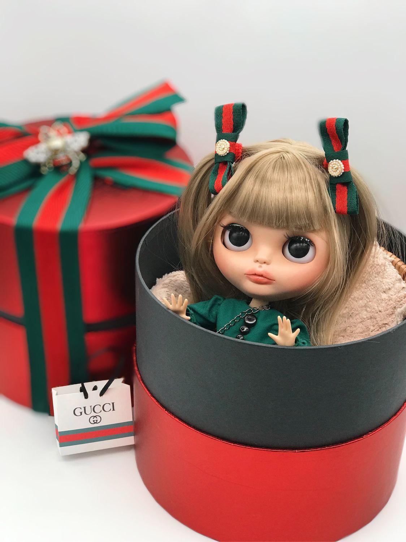 Кукла Blythe  блайз Гуччи ( Gucci) ребёнок в наличии, Шарнирная кукла, Санкт-Петербург,  Фото №1