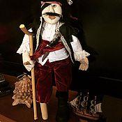Куклы и игрушки ручной работы. Ярмарка Мастеров - ручная работа Капитан Крюк. Handmade.