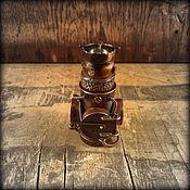 Сувениры и подарки handmade. Livemaster - original item Steampunk flash drive