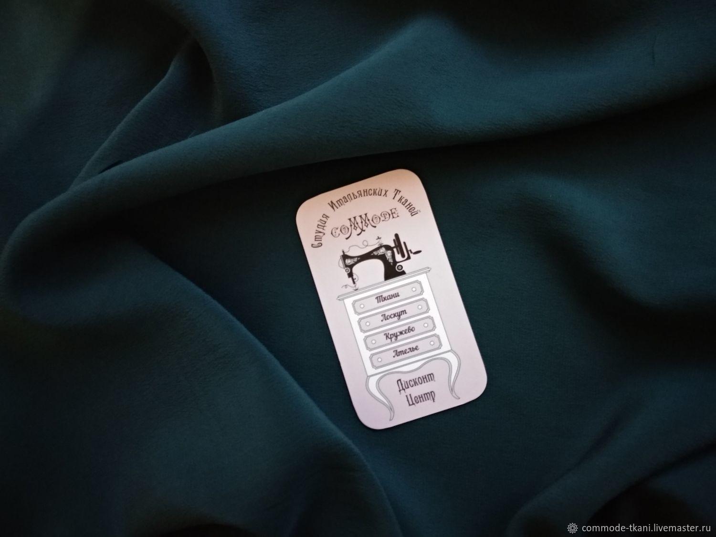 Шитье ручной работы. Ярмарка Мастеров - ручная работа. Купить Шёлк. Handmade. Платье на заказ, итальянские ткани, шелк натуральный