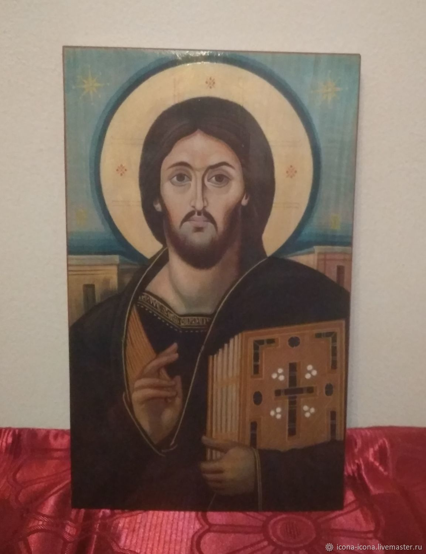 Icon of the Savior of Sinai, Icons, Acre,  Фото №1