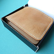 Сумки и аксессуары handmade. Livemaster - original item Wallet mens Bifold. Handmade.