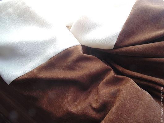 Текстиль, ковры ручной работы. Ярмарка Мастеров - ручная работа. Купить ткань для штор софт все цвета. Handmade. Ткань