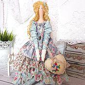 Кукла текстильная интерьерная в стиле Тильда
