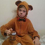 Работы для детей, ручной работы. Ярмарка Мастеров - ручная работа Мишка с медом. Handmade.