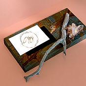 Услуги ручной работы. Ярмарка Мастеров - ручная работа Дизайн визитных карт/визитки. Handmade.