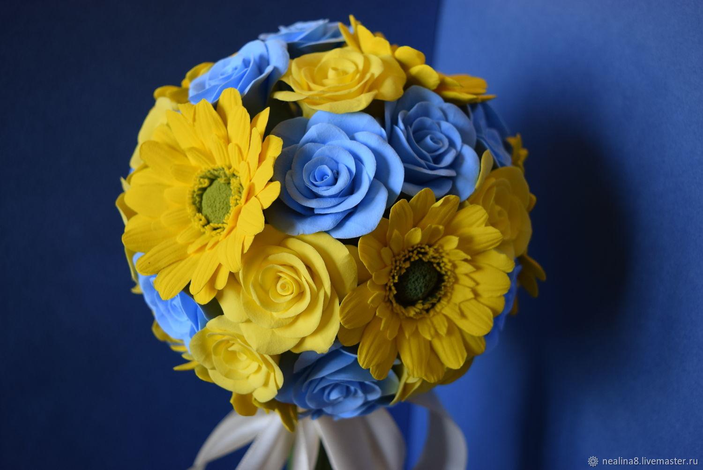 Герберы и розы, букет, Цветы, Зеленоград, Фото №1