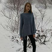 Одежда handmade. Livemaster - original item Knitted sweater free style